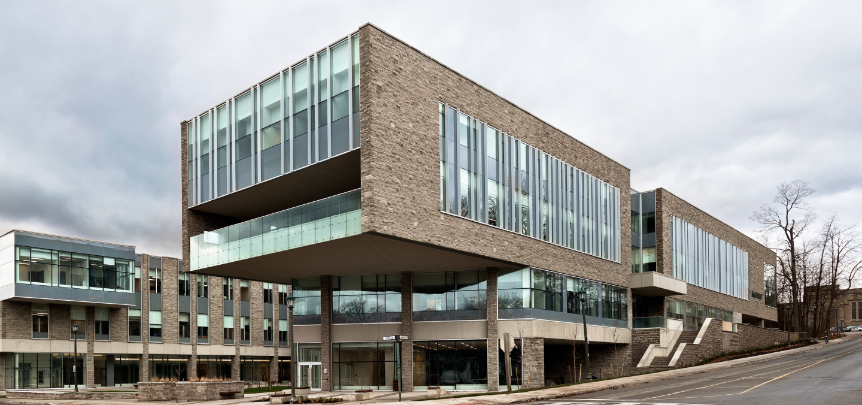 Slider image for Western University Fims and Nursing Building