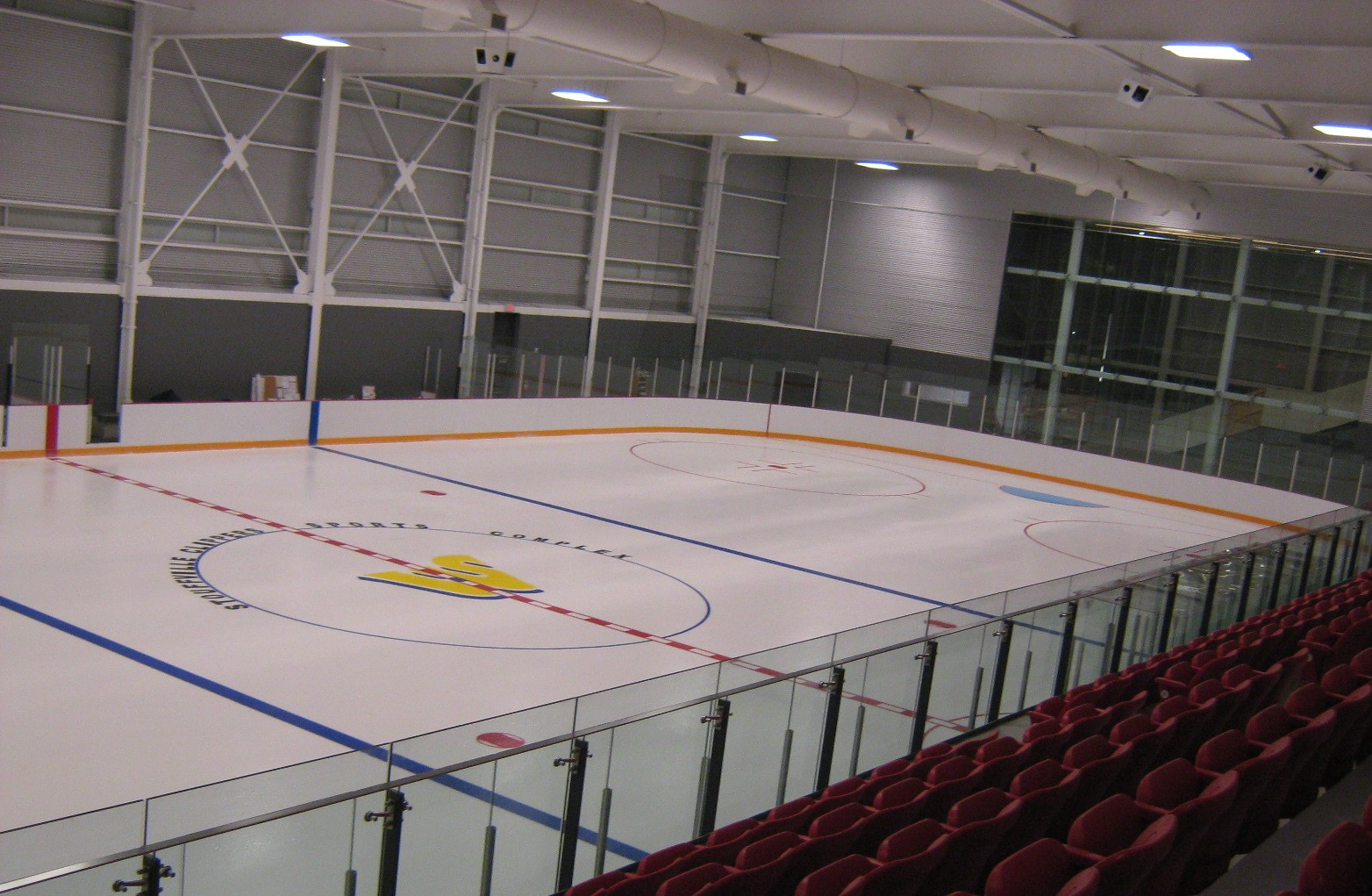 Supporting image for Whitchurch-Stouffville Fire Station & Arena Complex