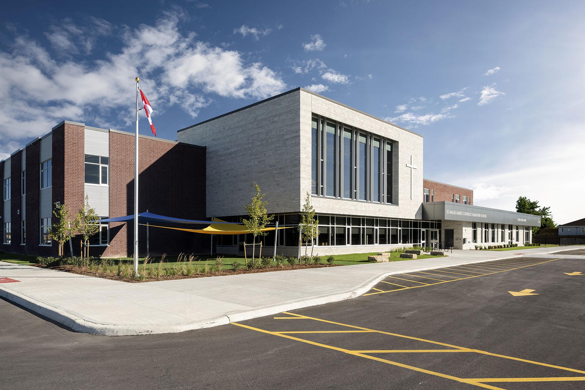 Featured image for St. Angela Merici Catholic School